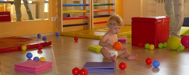Gimnastica bebe